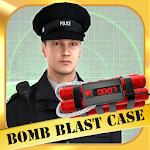 Bomb Blast Case :Mystery Crime Icon