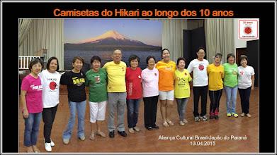 Photo: Grupo Hikari - 10 anos 12.04.2015