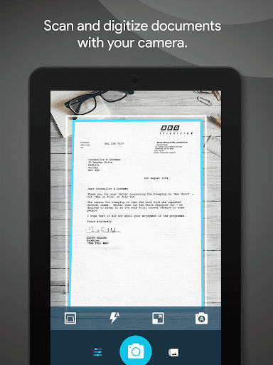 MobiSystems Quick PDF Scanner + OCR FREE screenshot 9