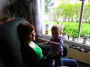 Photo: Kát eftir sopann