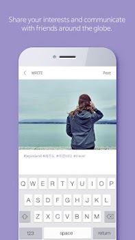Vyrl-Interest based Photo SNS