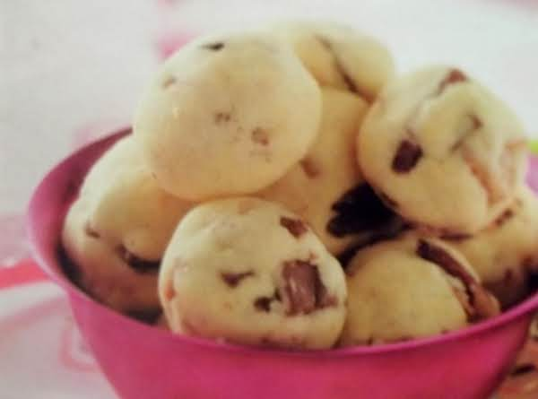 Butter Ball Chiffon Cookies Recipe