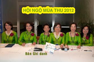 Photo: Từ trái: Xuân Sơn - Dương T. Tiến - HuệAnh - Mã Phương Liễu - Vũ T. Xuyến - Trần Chiêu Hiều