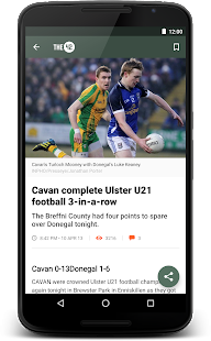 The42.ie Sports News- screenshot thumbnail