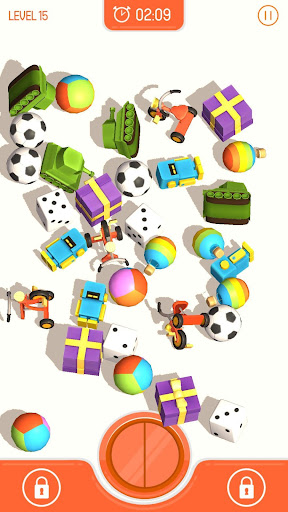 Match 3D - Matching Puzzle Game apkpoly screenshots 4