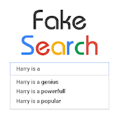 Fake Search for Fun