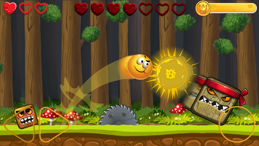 Télécharger Ball Friend - Bounce ball adventure mod apk screenshots 3