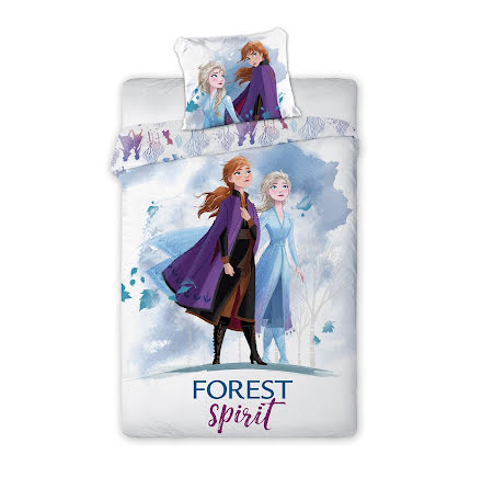 Bäddset - Påslakan Frost