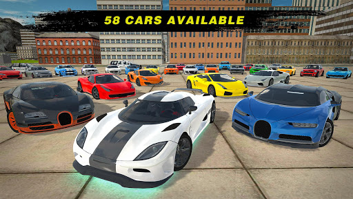 Extreme Speed Car Simulator 2020 (Beta) Apk 1