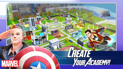 MARVEL Avengers Academy screenshot 23