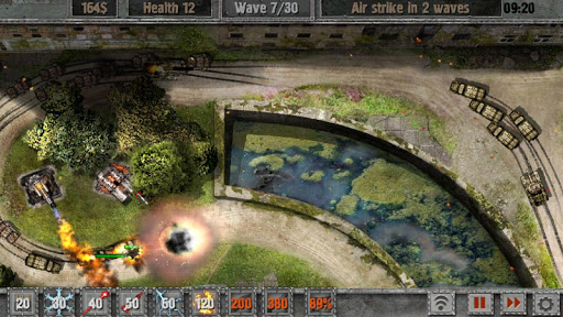 Defense Zone 2 HD Lite 1.6.2 screenshots 3