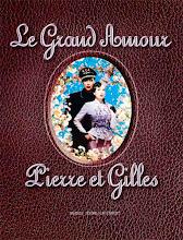 """Photo: """"Le grand amour"""" Pierre et Gilles, 2004, Galerie Jérôme de Noirmont, catalogue d'artiste"""