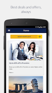 Jet Airways- screenshot thumbnail