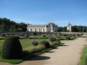 Photo: The gardens of Diane de Poitiers, 1499-1566