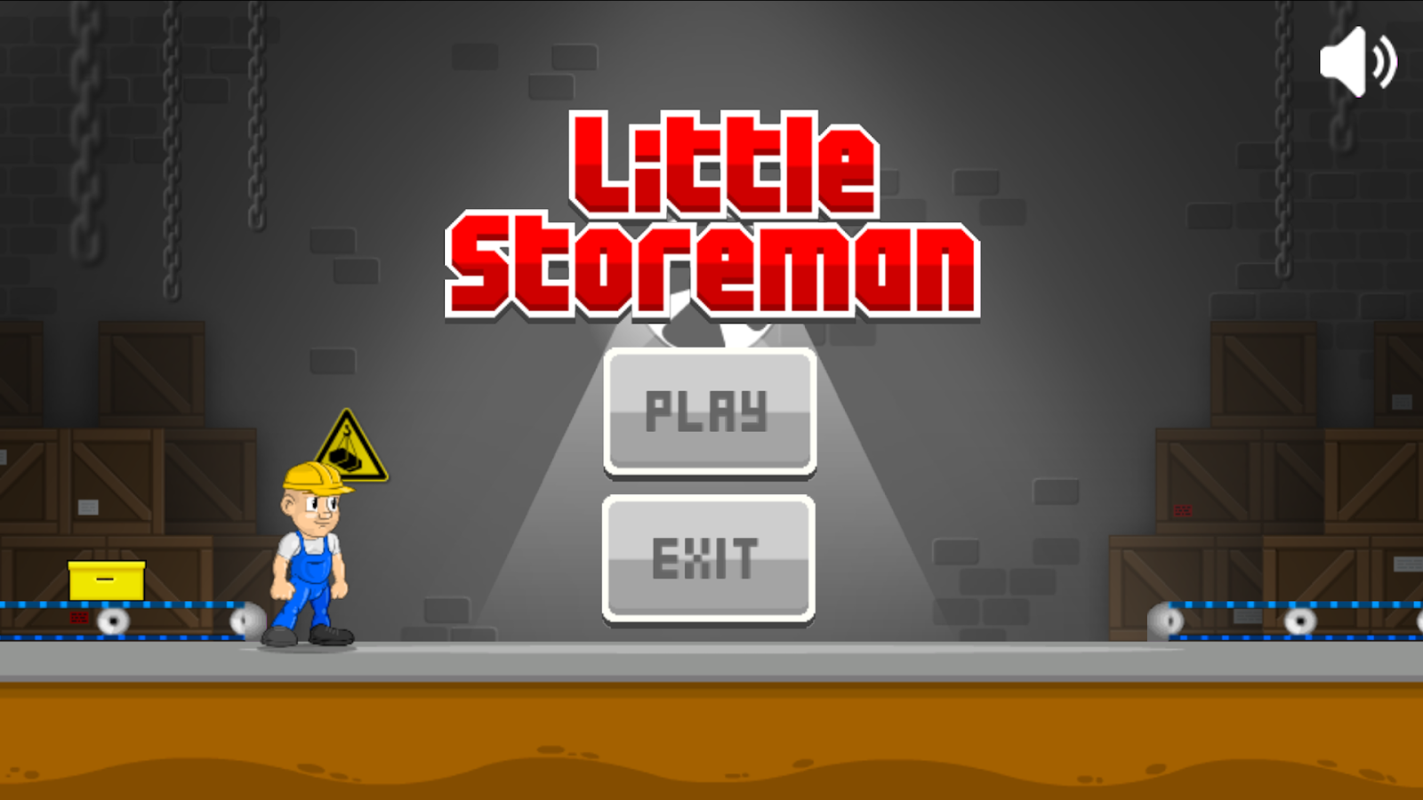 Little Storeman- screenshot