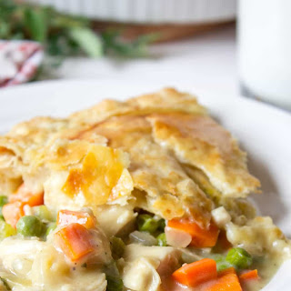 Homemade Chicken Pot Pie Recipes.