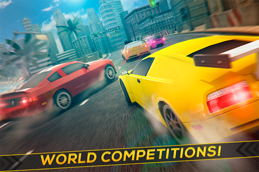 Extreme Rivals Car Racing Game 1.0.0 screenshots 2