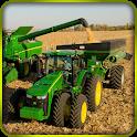 Grand Farming Tractor Simulator 2018 - Farm Story icon