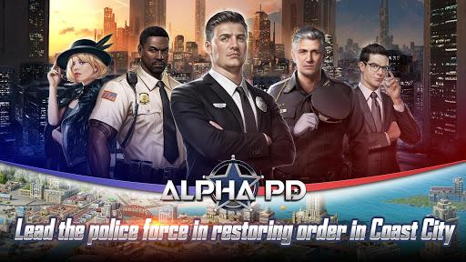 Alpha PD: Crimefront fond d'écran 1
