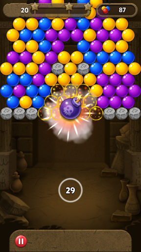Bubble Pop Origin! Puzzle Game screenshots 5