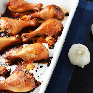 Simple Roasted Chicken Wings