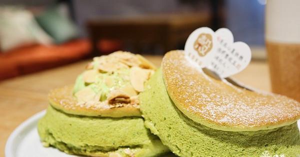 KOKU café 榖珈琲~小山園抹茶舒芙蕾鬆餅與令人驚豔的咖啡
