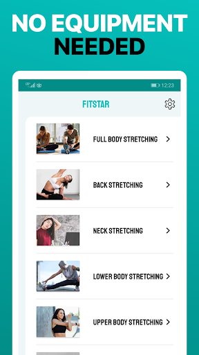 Download Flexibility & Stretching App by Fitstar 1.0.7 2