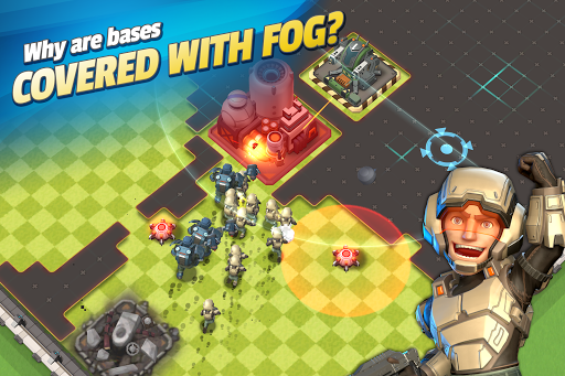 Mad Rocket: Fog of War - New Boom Strategy! 1.11.10 screenshots 9