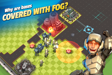 Mad Rocket: Fog of War – New Boom Strategy! 8