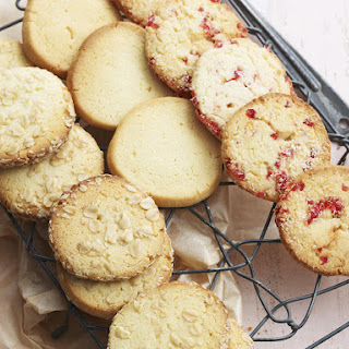 Assorted Condensed Milk Cookies.
