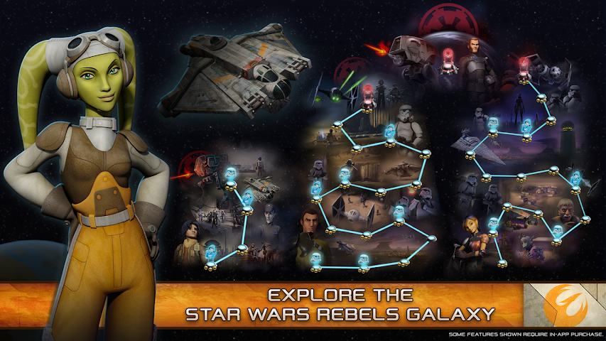android Star Wars Rebels Screenshot 10