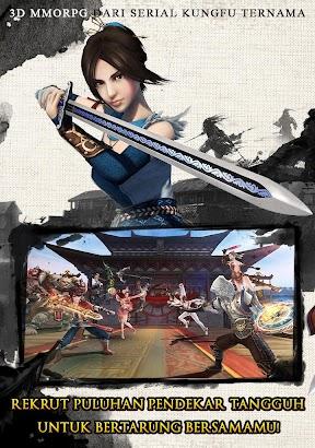 Bu Liang Ren: Pedang Naga screenshot