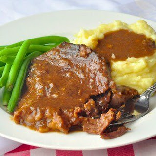 Stewed Steak