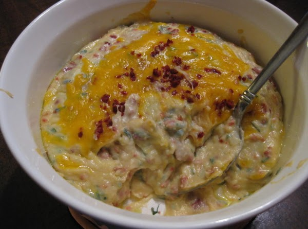 Loaded Baked Mashed Potatoes Recipe