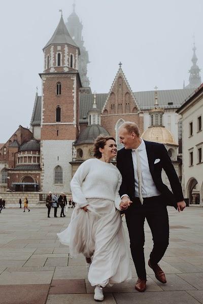 Wedding photographer Agnieszka Gofron (agnieszkagofron). Photo of 18.01.2020