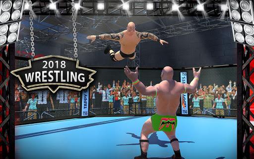 World Wrestling Revolution Mania Fighting Games 3D 1.0 screenshots 3