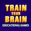 Citra's Train your Brain - Educational Games icon