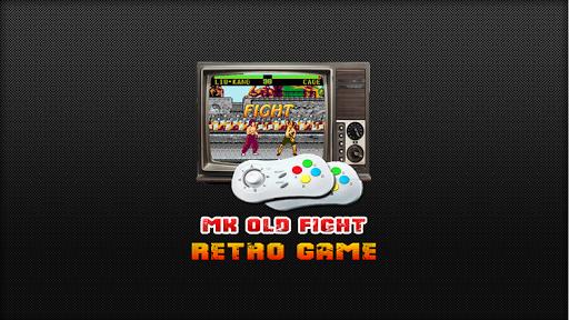 Foto do MK Old Fight Retro Game