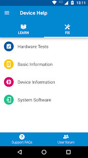 Device Help- screenshot thumbnail