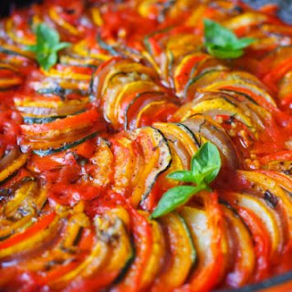 Ratatouille Pasta Sauce Recipes