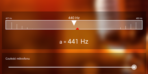 Is the A=440 Hz