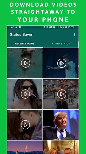WhatsSave : Status Saver - Status Video Downloader screenshot 4