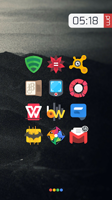 Crispy - Icon Pack- screenshot