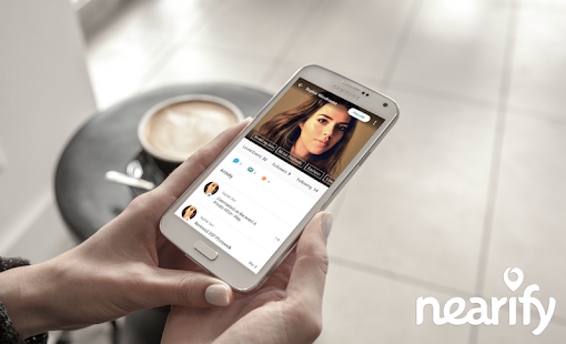 Nearify - Discover Events Screenshot