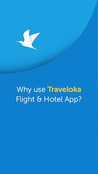 Traveloka Book Flight and Hotel