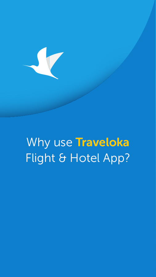 Traveloka Book Flight & Hotel- screenshot