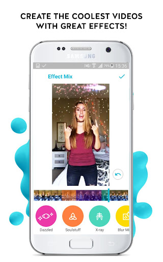 Funimate: Video Editor Effects & Music Video Maker screenshot 9