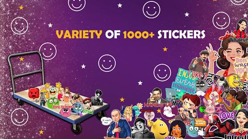 Sticker Factory & Maker for Whatsapp 2020 screenshots 5