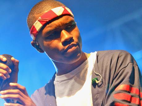 Photo: Sexuality: Frank Ocean's coming out marks a sea change for hip-hop  The singer-songwriter is a member of a group scorned for its use of homophobic lyrics. His announcement yesterday promises a brighter future for the genre.  Read the full story at http://ind.pn/LVRDv7 Picture credit: Getty Images