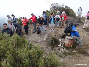 Photo: Cumbre del cerro